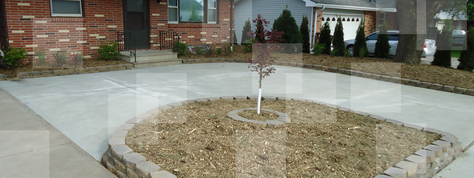 Landscaping and Concrete Work