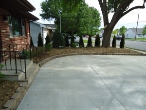 Patio, Landscaping, Driveway Work Lincoln NE